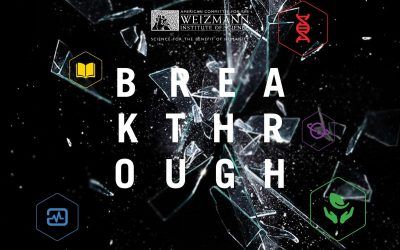 Breakthrough: Celebrating Discoveries. Shaping Tomorrow.